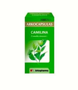 Camilina, té verde. Blog la farmacia de modesta